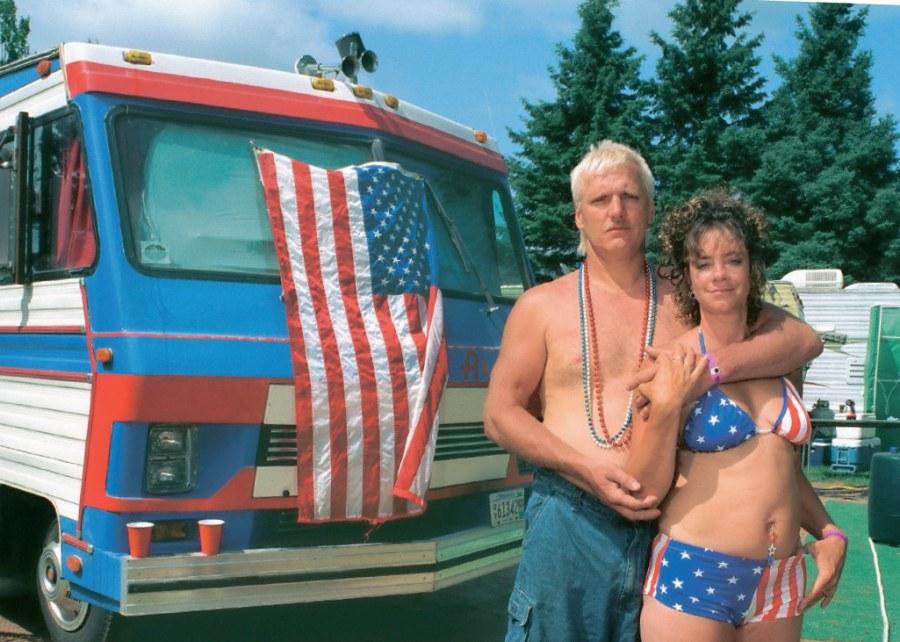 America Swings af mesterfotografen Naomi Harris
