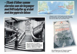 Titanic sejler igen