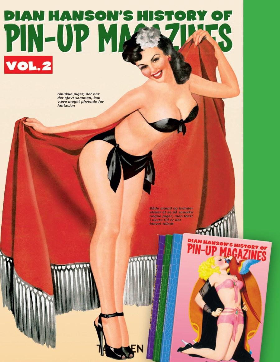 History of Pin-Up Magazines
