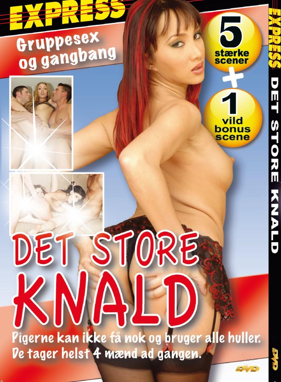 Fræk Express porno DVD med Gangbang og gruppesex i stide strømme