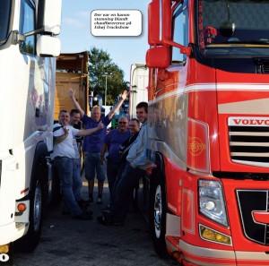 200 store lastbiler var samlet i Ishøj