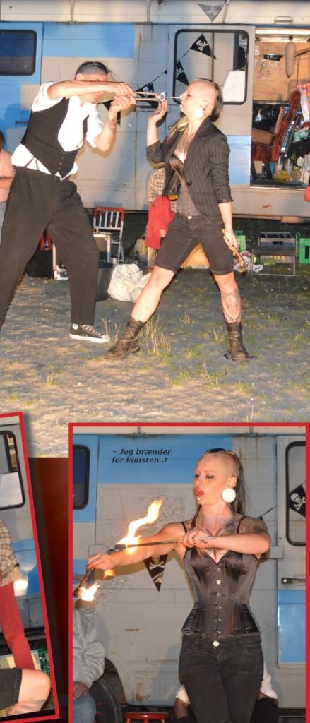 Gammeldags freakshow på Jagtvej 69