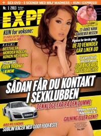 Express første udgave 2013 er på gaden nu